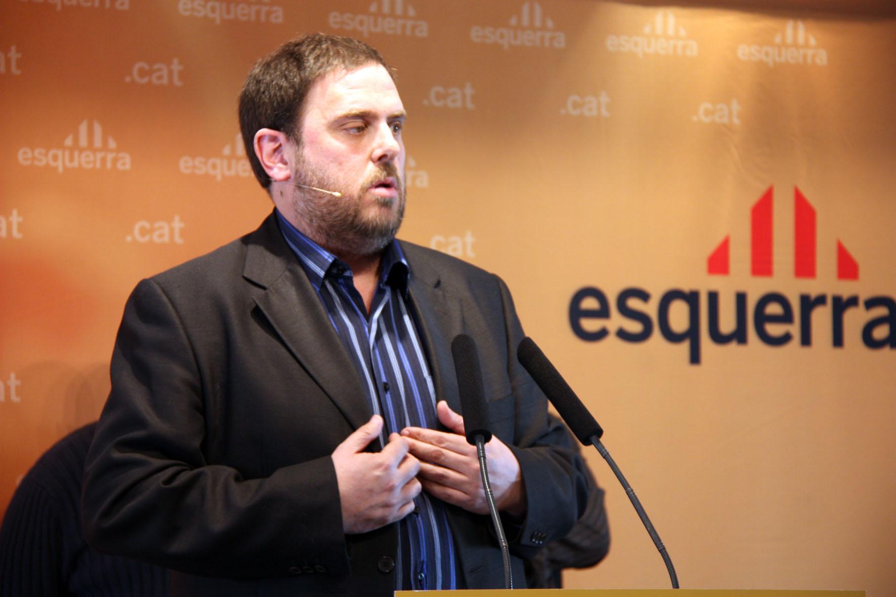 """El 'osito' dice que es """"creyente"""" y acepta el """"Artículo 155"""" en Cataluña"""