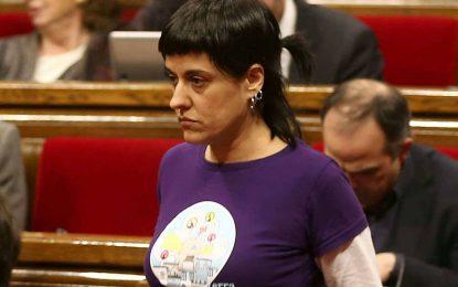 Anna Gabriel (CUP), en busca y captura cuando pise el territorio español
