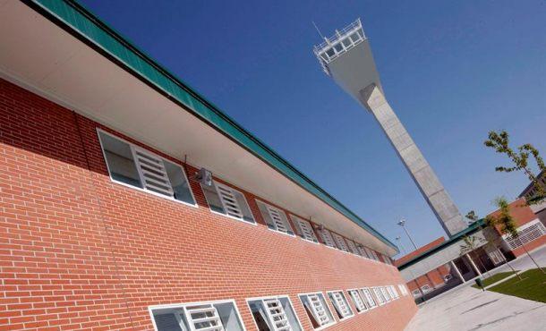 El violento Torrent junto a agresores  'Osito' y Forn en prisión de Estremera (Madrid)