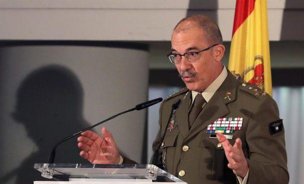 El Ejército, garantía de la soberanía, integridad territorial y Constitución
