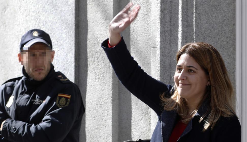Convergencia jura la Constitución ante el juez y Rovira (ERC) en libertad con cargos por 1-O