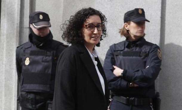 """El Juez: Marta Rovira (ERC) tenía """"capacidad decisoria"""" en el golpe de República fascista"""