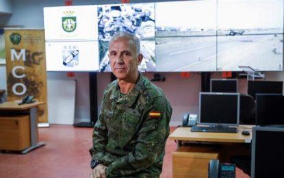 España lidera por primera vez las Fuerza de Respuesta Rápida de la OTAN