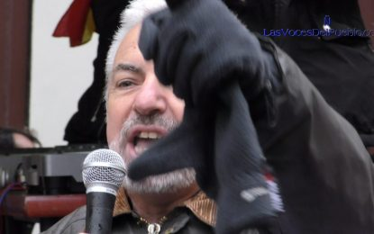"""Alsina: Separatistas, """"no mientan más, no roban más y no adoctrinen más a nuestros hijos"""""""