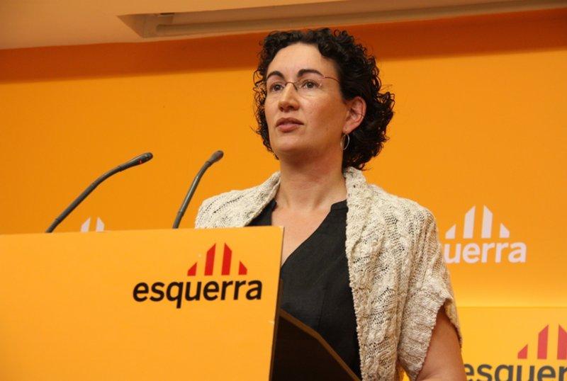 "Rovira (ERC): No volveré a España porque ""no podía arriesgarme a entre 20 y 30 años de prisión"""