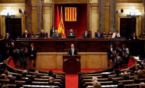 """Turull ofrece """"diálogo y negociación"""" a Rajoy porque """"independentistas vencieron el 1-O"""""""