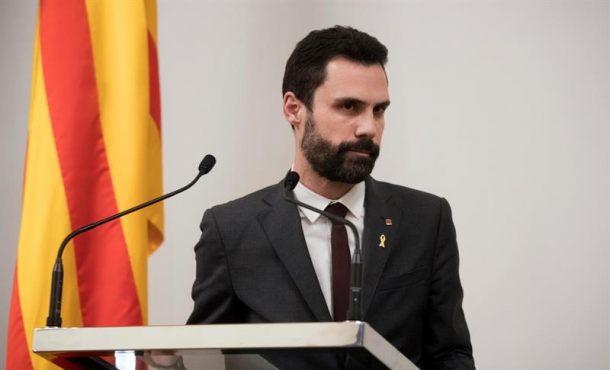 """Violento Torrent busca """"inteligencia colectiva"""" con Podemos y separatismo para Puigdemont"""