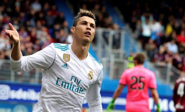 Real Madrid sobrevive con eficacia al ímpetu de un meritorio Eibar en Ipurua