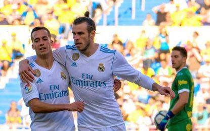 El Madrid hace los deberes en Las Palmas de Gran Canaria (0-3)