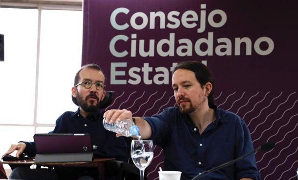 Solo el 12% de la militancia de Podemos participa a las primarias  pese al miedo a VOX