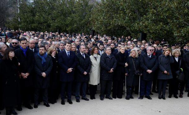 """""""Atender a las víctimas y juzgar a los responsables de la """"desgracia el 11-M"""""""