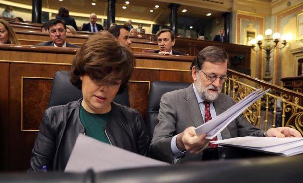 Rajoy mantendrá la aplicación del Artículo 155 en Cataluña con Jordi Turrull presidente