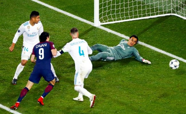 El Real Madrid apaga el infierno de París