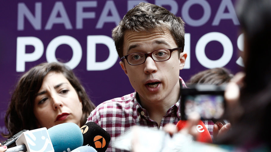 """Errejón: """"No puede gobernar alguien de cuya palabra los españoles no pueden fiarse"""""""
