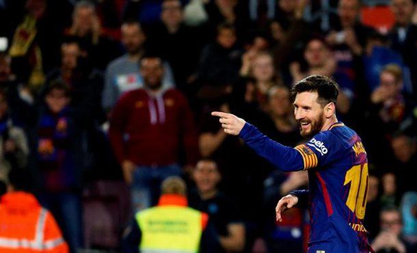 Messi ilumina el récord con nuevo «hat trick»