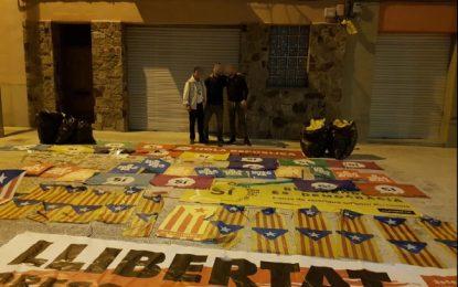 4 españoles cosechan un inmenso trofeo en Artés (Barcelona) contra el independentismo