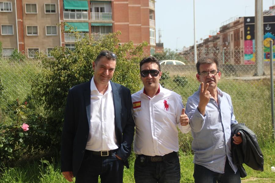 La Borbonia ya está operativa para representar a la Gerona española