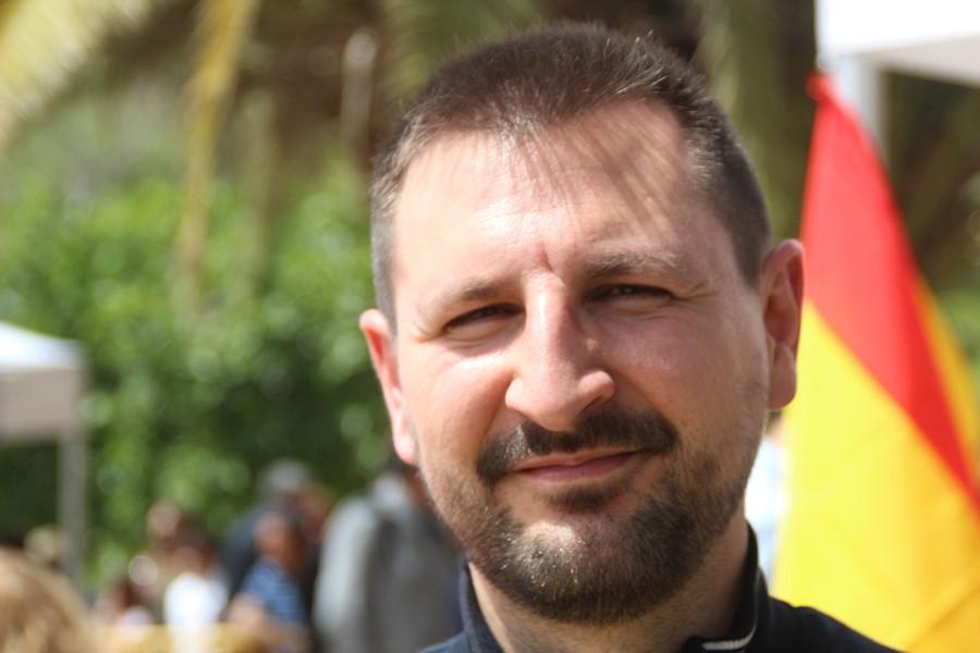 """Martínez, """"orgulloso de representar a Tabarnia"""" y trabaja para """"acabar"""" con el independentismo"""
