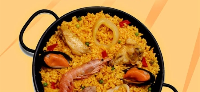Catalanes invitan a paella española mañana domingo 22-A en Badalona (Barcelona)
