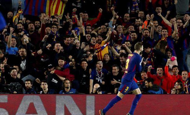 """Procedimiento disciplinario contra FC Barcelona por lanzamiento de """"globos amarillos"""""""