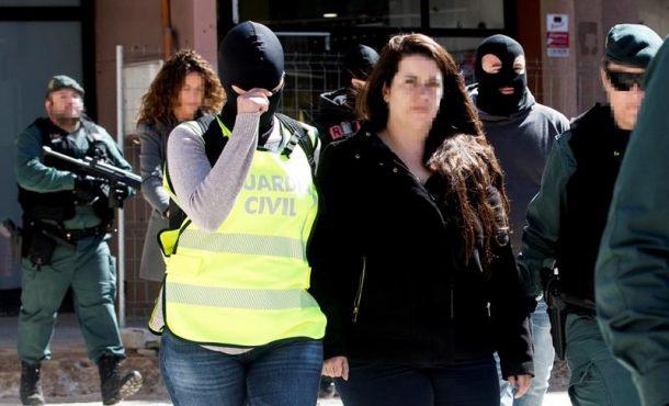 """Tamara C.G., la líder """"terrorista"""" de CDR en Cataluña"""