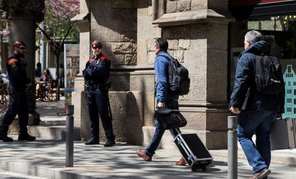 Imputado Alto cargo de la Generalidad admite pagos a los observadores del 1-O