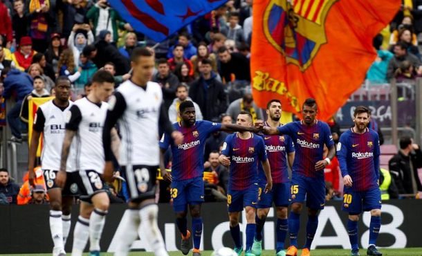 FC Barcelona se acerca al título, su consuelo tras su derrota histórica en la 'Champion'