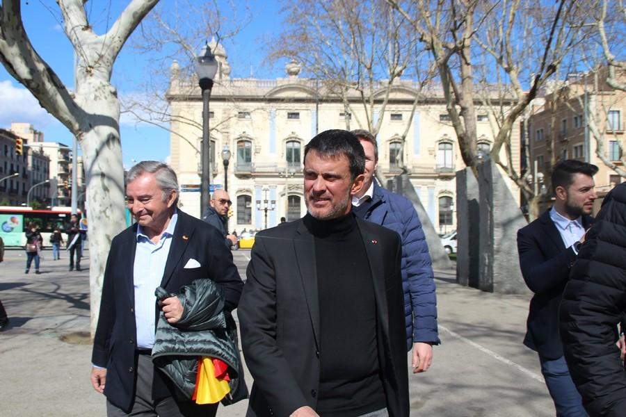 """Valls: """"Encuentro que Ciudadanos Cs es un proyecto precioso"""", me presentaré en Barcelona"""