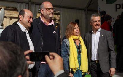 """Separatistas vasco nerviosos ante el 155 en Cataluña, """"es también un ataque a Euskadi"""""""