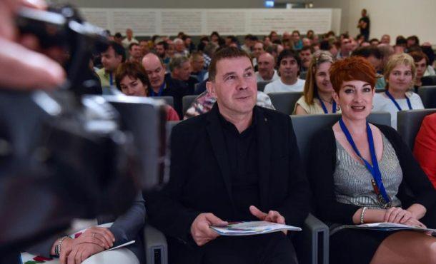 """Otegi amenaza a los españoles con una DUI vasca """"no tenemos nada ni que nos aplica el 155"""""""
