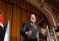 Rajoy: Si alguien salta la Ley en Cataluña ya sabe las consecuencias