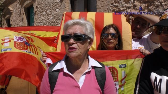 """Brigada155, """"muy orgullosa"""" de servir a España en la clandestinidad en Cataluña"""
