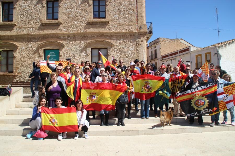Teléfono de atención a españolas y españoles perseguidos por el independentismo