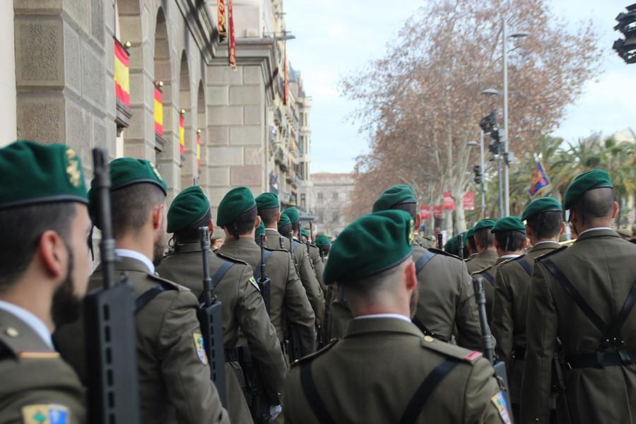 Carta de la mujer de un cabo del Ejército español
