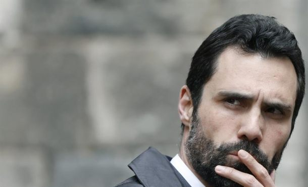 Torrent y su República se plantean querellarse contra la Justicia española