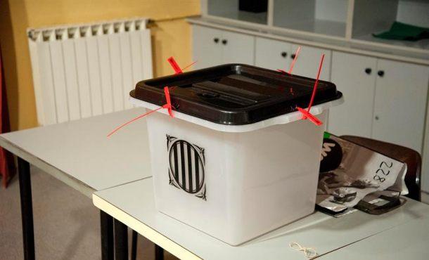 Cesada, «Seguridad Pública de Cataluña» por trasladar ocultas en coche urnas del 1-O ilegal