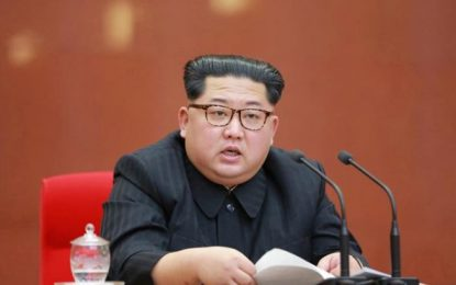 La suspensión de test nucleares de Corea del Norte, concesión del régimen a Trump