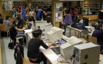 Únicos ratones de biblioteca en España: Catalanes, madrileños y castellanoleoneses