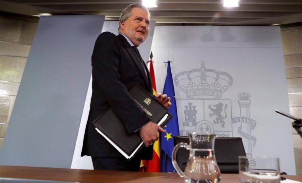 """Gobierno: ETA """"jamás"""" obtendrá """"ninguna contrapartida, ni ha habido ni habrá"""""""