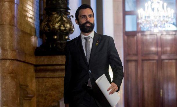 Torrent propone de nuevo al preso secuestrado Jordi Sànchez, candidato a la Generalidad
