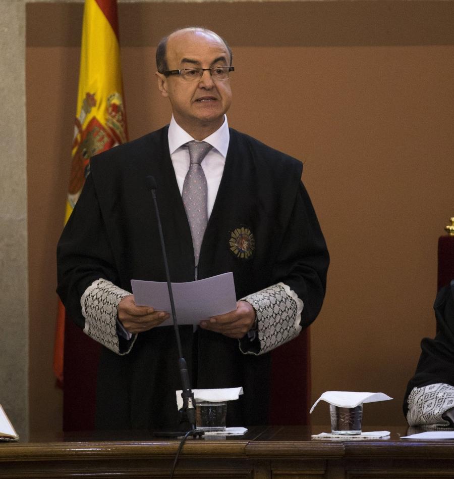 """Alto Tribunal de Cataluña: """"Todos"""" estamos """"sometidos a la Ley y Legalidad Constitucional"""""""