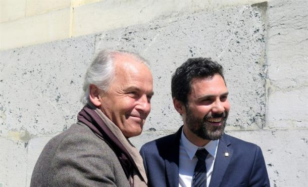 Alcalde de Ginebra (Suiza), socio del independentismo para romper España