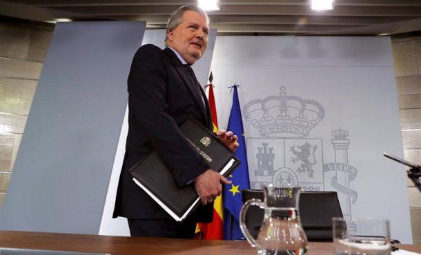 Gobierno: Alemania considera a Puigdemont prófugo y no perseguido político