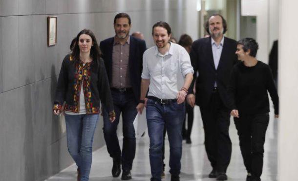 """Iglesias: """"Estamos para ganar y gobernar"""" España, ni """"marear la perdiz ni tonterías"""""""