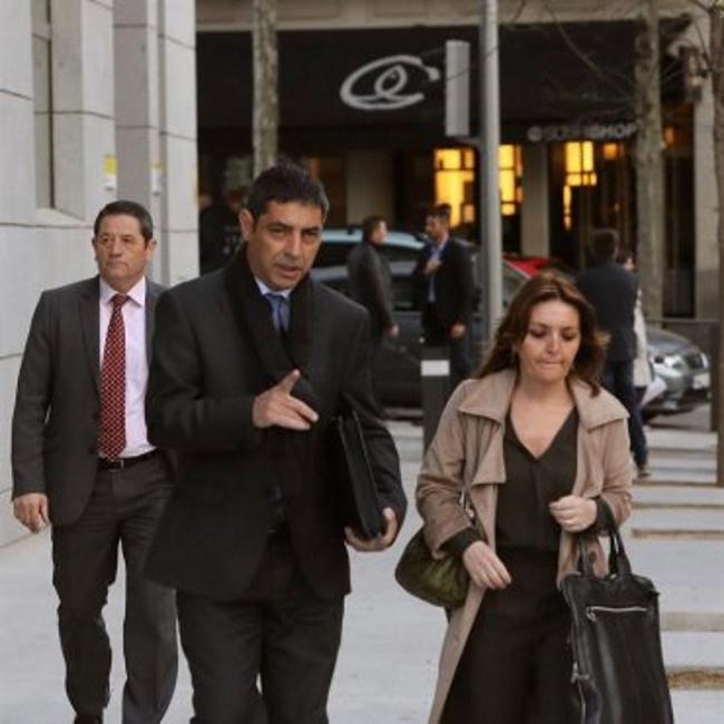 """Trapero alega que se ofreció al Tribunal y Fiscalía a cumplir """"órdenes"""" tras el golpe"""