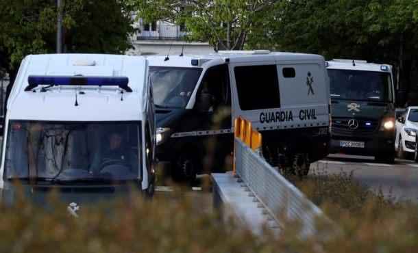 Los presos independentistas no quieren ir a la Vista Pública previa al juicio del 'Procés'