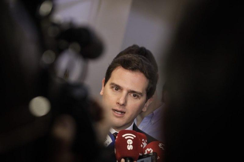 """Rivera: """"Sí Rajoy mintió y se destinó dinero público al golpe separatista, deberá"""" dimitir"""
