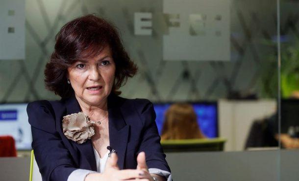 """El PSOE llama a las españolas a una """"lucha feminista"""" callejera el 1-M"""