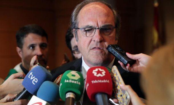 El PSOE registra la moción contra Cifuentes