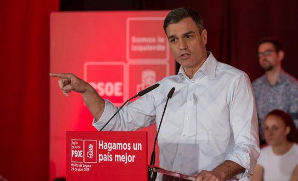 """El PSOE solo quiere la abstención de Ciudadanos para una """"limpieza del PP en Madrid"""""""